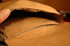 poche intérieure - Gundara