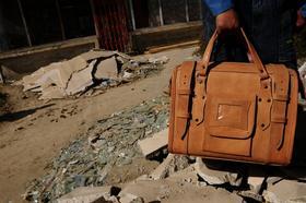 Gundara - Traveller Classic Small - small travel bag
