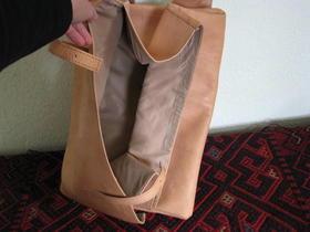 Gundara - Seidenstrasse - Rucksack - aus Naturleder - handgemacht in Afghanistan