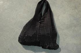 Zardozi - schwarze - Burka-Tasche - aus - aus Afghanistan