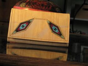 Gundara - Ute's Wallet - leather wallet for ladies