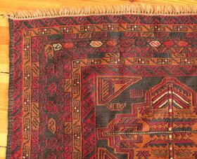 Herati Adraskani Teppich unter die Lupe genommen