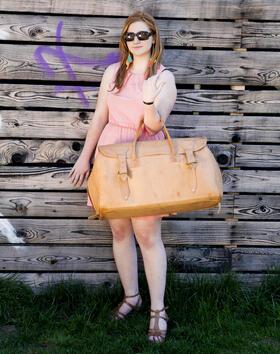 große Reisetasche - photo Ulrika Walmark