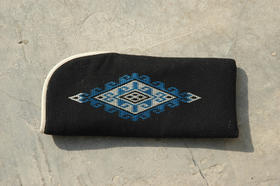 Zardozi - Ainak - case for glasses - made by Afghan women