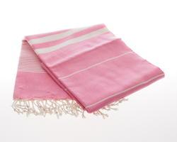 Herike hammam clothe light pink