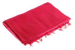 carmin red fair traide plaid