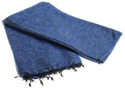 ultramarine blue fair trade plaid