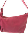 Alix in red - shoulder bag from Zambia
