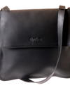 Gundara - cross-body leather bag - genuine cow leather- handmade in Ethiopia - fair trade