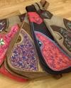 Nasreen Sheikh - Local Women's Handicrafts - Nepal - hand-embroidered backpacks