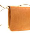 Abendtasche - Nigora - Echtleder - fair gehandelt aus Afghanistan - schlichtes Design
