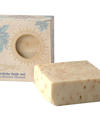 Ottoman - olive oil soap - peeling with poppy seeds - made in Turkey