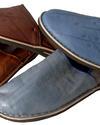 Herren-Babouche – orientalische Leder-Schuhe aus Marakesch - Gundara